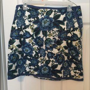 The Loft pencil skirt